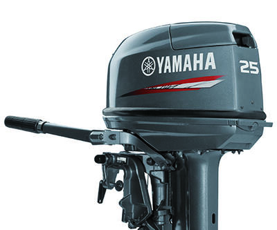 image of Yamaha 25B Outboard (Engine only - enquire for rigging options)